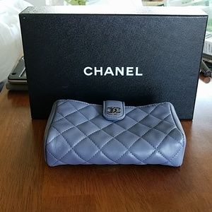 Authentic Chanel Phone Holder / Clutch / Wallet